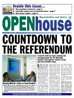 Open House Issue 5 - Dec 2001