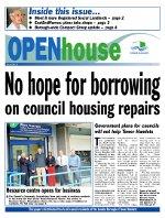 Paul Bloss Tower Hamlets propaganda Open House Issue 8 - Aug 2002