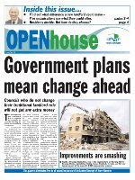 Open House Issue 11- April 2003