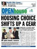 Paul Bloss Tower Hamlets propaganda Open house Issue 12 - July 2003