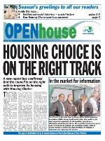 Paul Bloss Tower Hamlets propaganda Open house Issue 14 - December 2003